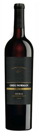 Greg Norman Australia Estates Shiraz Reserve